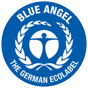 Logotyp Blue Angel