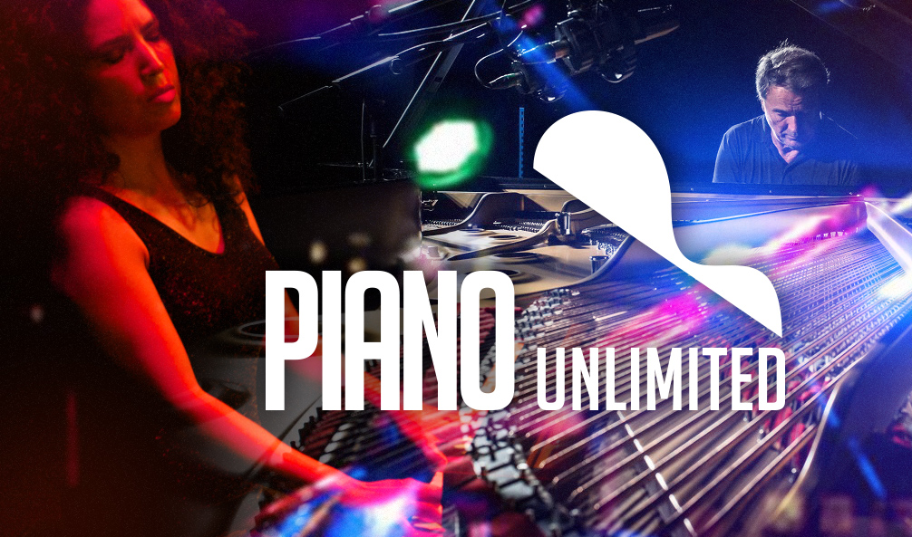 Piano Unlimited – Dagskort lördag