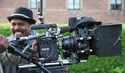 Picture: Smiling film producer