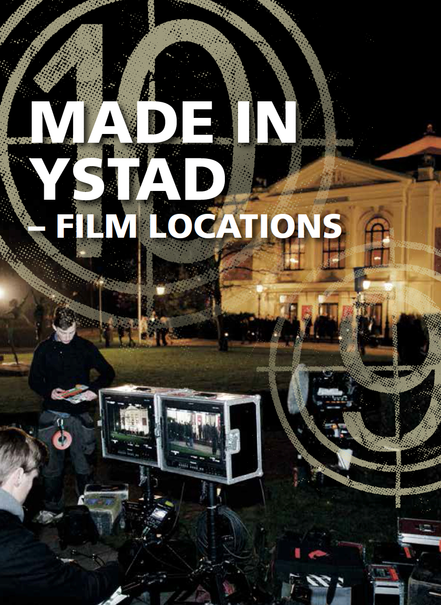 Brochure: Made in Ystad