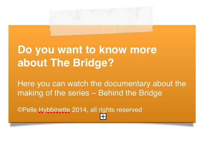 The Bridge documentary