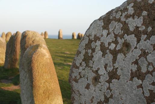 Radioaktiva datering av stenar